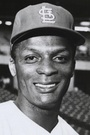 Curt Flood Photo